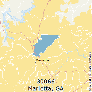 Zip Code Map Marietta Ga.Best Places To Live In Marietta Zip 30066 Georgia