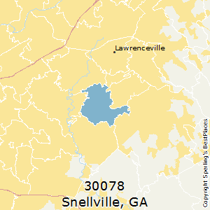 Best Places to Live in Snellville (zip 30078), Georgia