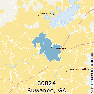 Best Places To Live In Suwanee Zip 30024 Georgia