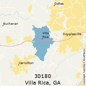 Villa Rica Ga Zip Code Map.Best Places To Live In Villa Rica Zip 30180 Georgia