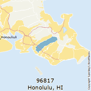 Best Places To Live In Honolulu Zip 96817 Hawaii