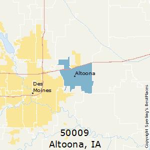 Best Places To Live In Altoona Zip 50009 Iowa