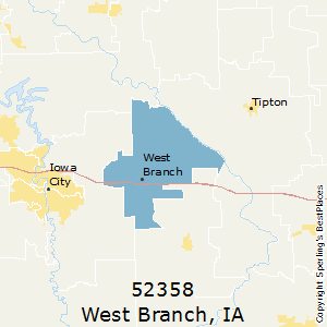 West Branch Iowa Map.Best Places To Live In West Branch Zip 52358 Iowa