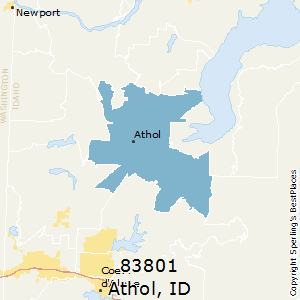 Best Places To Live In Athol Zip 83801 Idaho