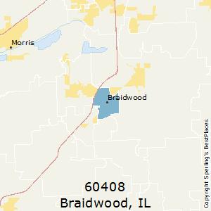 Braidwood il zip code