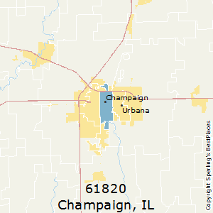 Best Places to Live in Champaign (zip 61820), Illinois