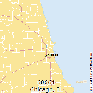 Best Places To Live In Chicago Zip Illinois - What area code is 661