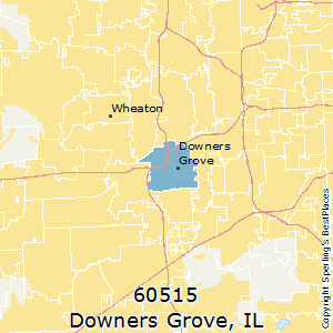 Best Places to Live in Downers Grove (zip 60515), Illinois