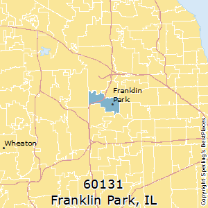 Franklin Park Illinois Map.Best Places To Live In Franklin Park Zip 60131 Illinois