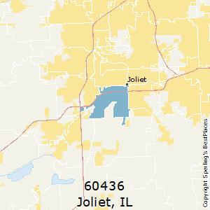Joliet Il Zip Code Map.Best Places To Live In Joliet Zip 60436 Illinois