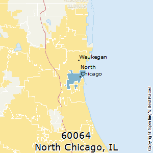 Best Places to Live in North Chicago (zip 60064), Illinois