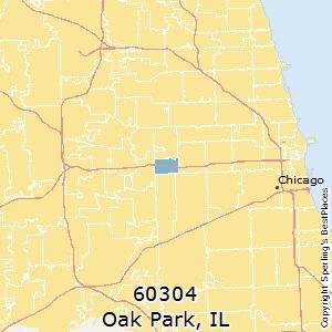 Oak Park Zip Code Map.Best Places To Live In Oak Park Zip 60304 Illinois