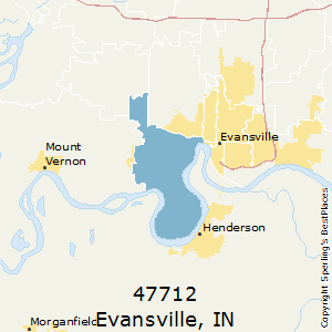 best places to live in evansville zip 47712 indiana. Black Bedroom Furniture Sets. Home Design Ideas