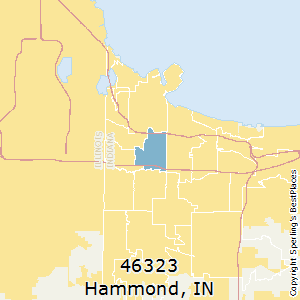 Best Places To Live In Hammond Zip 46323 Indiana