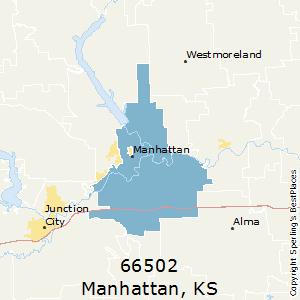Best Places To Live In Manhattan Zip 66502 Kansas
