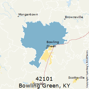 Bowling Green Zip Code Map.Best Places To Live In Bowling Green Zip 42101 Kentucky