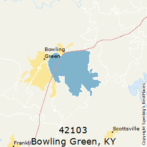 Bowling Green Zip Code Map.Best Places To Live In Bowling Green Zip 42103 Kentucky