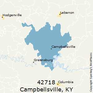 Best Places to Live in Campbellsville (zip 42718), Kentucky