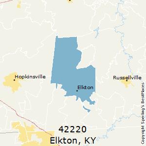 Elkton ky zip code