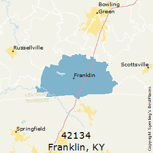 Best Places To Live In Franklin Zip 42134 Kentucky