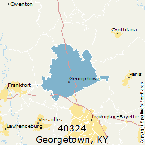 Best Places To Live In Georgetown Zip 40324 Kentucky