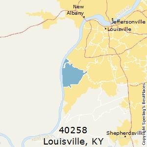 40258 >> Best Places To Live In Louisville Zip 40258 Kentucky