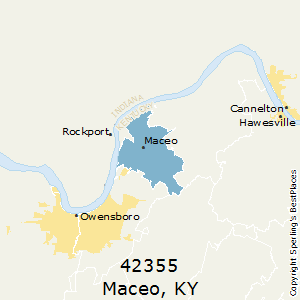 Best Places To Live In Maceo Zip 42355 Kentucky