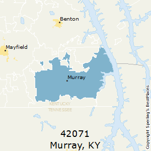 Murray ky area code