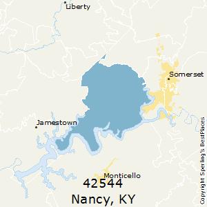 Best Places to Live in Nancy zip 42544 Kentucky