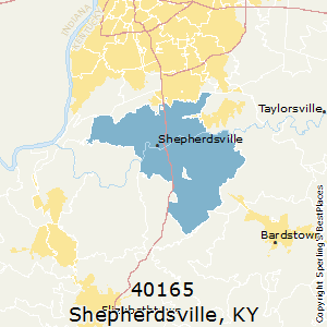 Best Places to Live in Shepherdsville zip 40165 Kentucky
