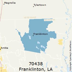 franklinton la zip code