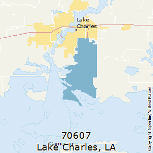 Best Places To Live In Lake Charles Zip 70607 Louisiana