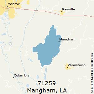 Monroe La Zip Code Map.Best Places To Live In Mangham Zip 71259 Louisiana