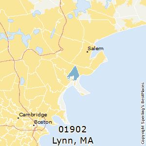 Lynn Ma Zip Code Map.Best Places To Live In Lynn Zip 01902 Massachusetts