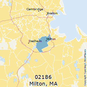 Best Places to Live in Milton zip 02186 Massachusetts