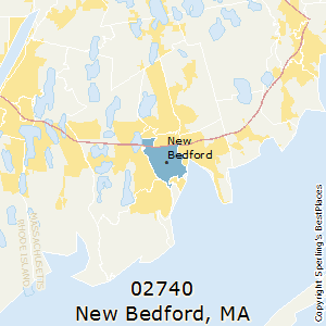 Best Places to Live in New Bedford (zip 02740), Massachusetts