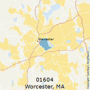 Best Places to Live in Worcester (zip 01604), Massachusetts