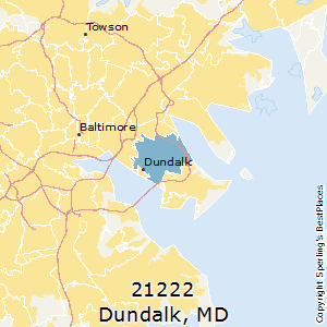 Best Places to Live in Dundalk zip 21222 Maryland