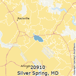 Best Places To Live In Silver Spring Zip 20910 Maryland
