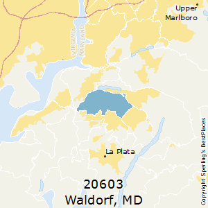 Best Places to Live in Waldorf zip 20603 Maryland