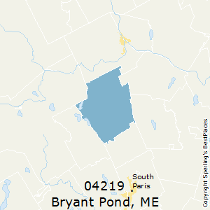 Best Places to Live in Bryant Pond (zip 04219), Maine