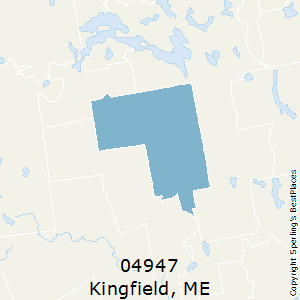 Kingfield Maine Map.Best Places To Live In Kingfield Zip 04947 Maine