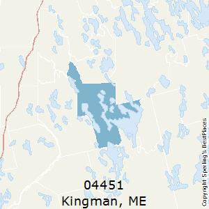 Best Places To Live In Kingman Zip 04451 Maine