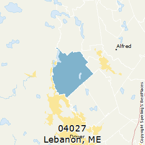 Best Places To Live In Lebanon Zip 04027 Maine