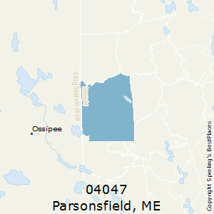 Parsonsfield Maine Map.Best Places To Live In Parsonsfield Zip 04047 Maine