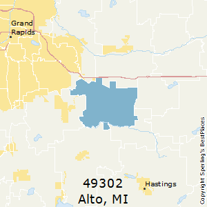 Best Places to Live in Alto (zip 49302), Michigan