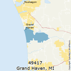 Grand_Haven,Michigan County Map