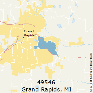 Best Places To Live In Grand Rapids Zip 49546 Michigan