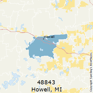 Best Places to Live in Howell (zip 48843), Michigan