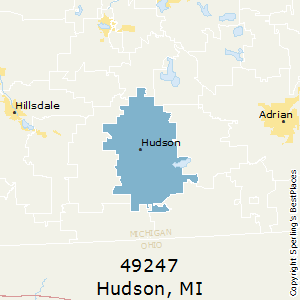 Best Places To Live In Hudson Zip 49247 Michigan